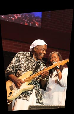 Buddy Guy, Shemekia Copeland
